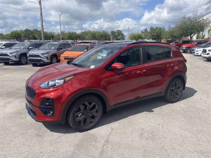 2022 Kia Sportage for sale in Miami, FL
