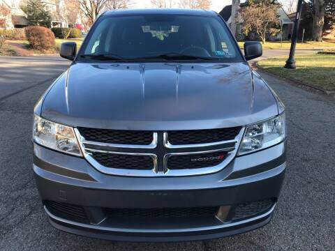 2012 Dodge Journey for sale at Via Roma Auto Sales in Columbus OH