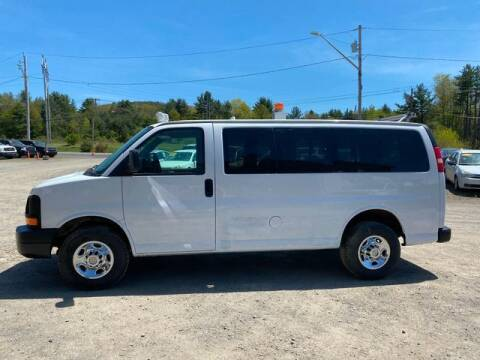2008 Chevrolet Express Passenger for sale at Upstate Auto Sales Inc. in Pittstown NY
