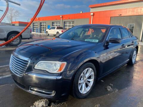 2012 Chrysler 300 for sale at Xtreme Auto Mart LLC in Kansas City MO