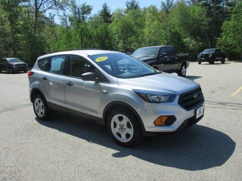 2019 Ford Escape for sale at MC FARLAND FORD in Exeter NH