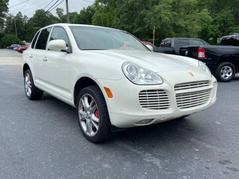 2006 Porsche Cayenne for sale at Luxury Auto Innovations in Flowery Branch GA