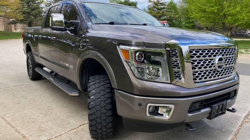 2016 Nissan Titan XD for sale in Chicago, IL