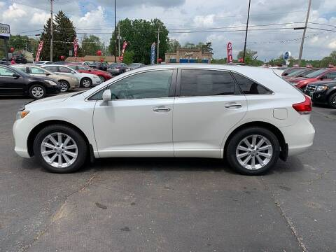 2011 Toyota Venza for sale at Car Zone in Otsego MI