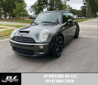 2006 MINI Cooper for sale at JV Motors NC LLC in Raleigh NC