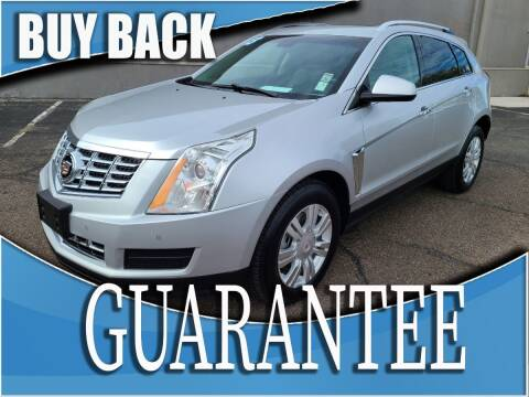 2013 Cadillac SRX for sale at Reliable Auto Sales in Las Vegas NV