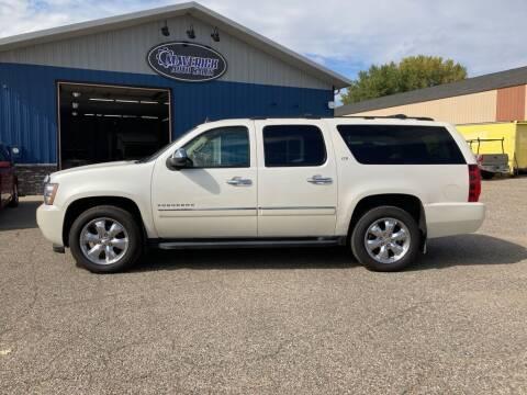 2011 Chevrolet Suburban for sale at Maverick Automotive in Arlington MN
