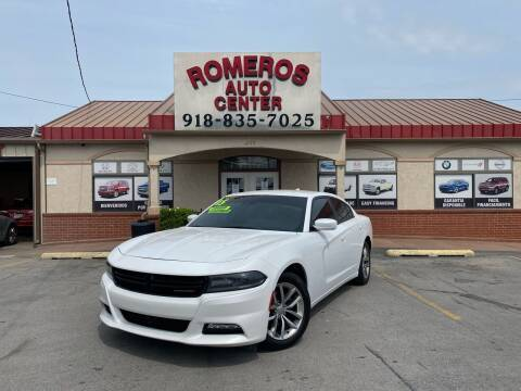 2015 Dodge Charger for sale at Romeros Auto Center in Tulsa OK