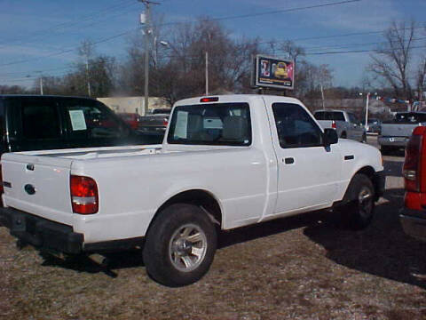 2011 Ford Ranger for sale at Bates Auto & Truck Center in Zanesville OH