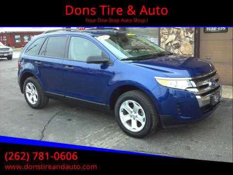 2013 Ford Edge for sale at Dons Tire & Auto in Butler WI