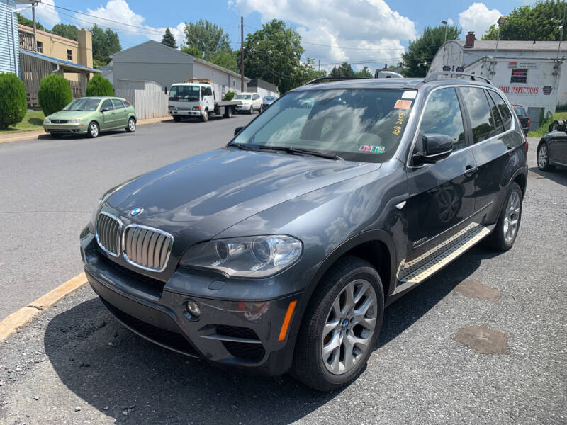 2013 BMW X5 for sale at Harrisburg Auto Center Inc. in Harrisburg PA
