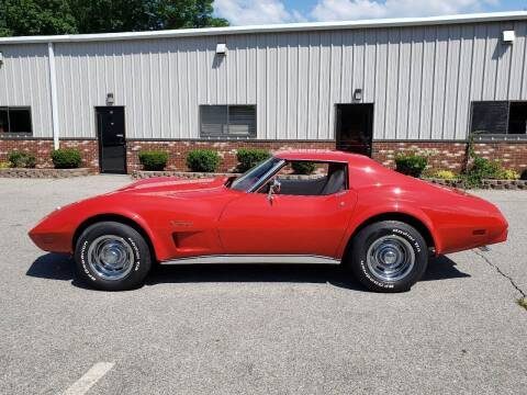 1976 Chevrolet Corvette for sale at GRS Auto Sales and GRS Recovery in Hampstead NH