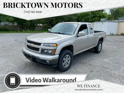 2009 Chevrolet Colorado for sale at Bricktown Motors in Brick NJ