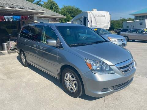 2007 Honda Odyssey for sale at Autoway Auto Center in Sevierville TN