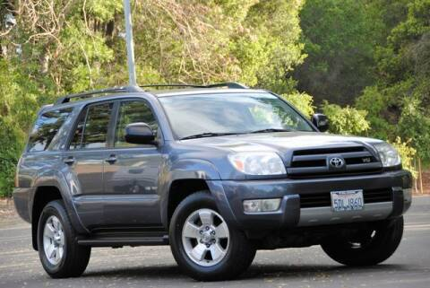 2003 Toyota 4Runner for sale at VSTAR in Walnut Creek CA