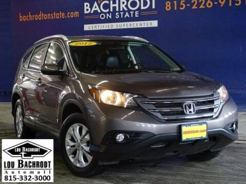 2012 Honda CR-V for sale at Bachrodt on State in Rockford IL