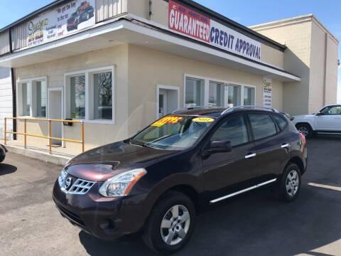 2011 Nissan Rogue for sale at Suarez Auto Sales in Port Huron MI