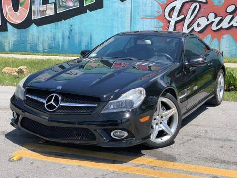 2009 Mercedes-Benz SL-Class for sale at Palermo Motors in Hollywood FL