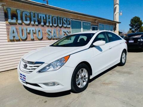 2013 Hyundai Sonata for sale at Lighthouse Auto Sales LLC in Grand Junction CO