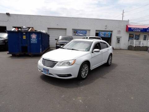 2012 Chrysler 200 for sale at United Auto Land in Woodbury NJ