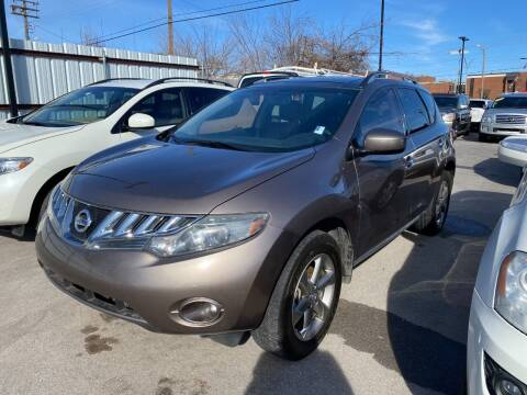 2009 Nissan Murano for sale at Auto Solutions in Warr Acres OK