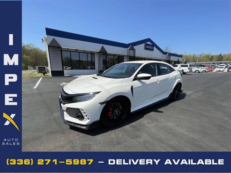 2017 Honda Civic for sale at Impex Auto Sales in Greensboro NC