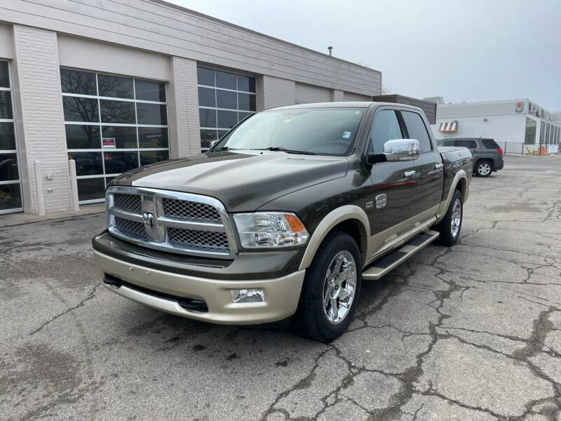 2012 RAM Ram Pickup 1500 for sale at Dean's Auto Sales in Flint MI