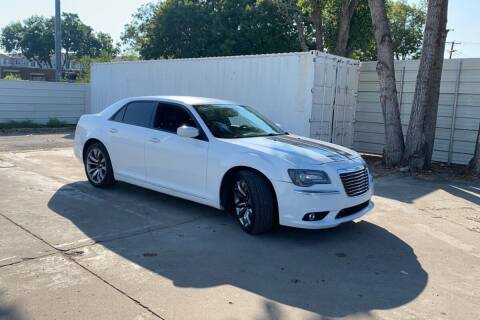 2014 Chrysler 300 for sale at Bad Credit Call Fadi in Dallas TX