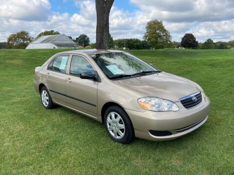 2008 Toyota Corolla for sale at Good Value Cars Inc in Norristown PA
