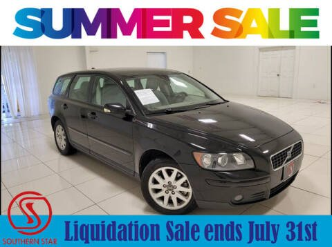 2006 Volvo V50 for sale at Southern Star Automotive, Inc. in Duluth GA