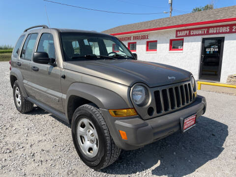 2007 Jeep Liberty for sale at Sarpy County Motors in Springfield NE