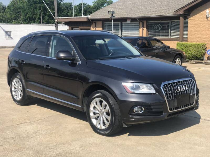2014 Audi Q5 for sale at Safeen Motors in Garland TX