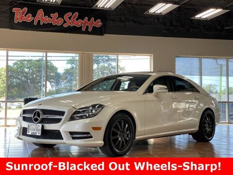2014 Mercedes-Benz CLS for sale at The Auto Shoppe in Springfield MO