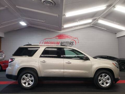 2014 GMC Acadia for sale at Premium Motors in Villa Park IL