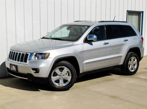 2012 Jeep Grand Cherokee for sale at Lyman Auto in Griswold IA