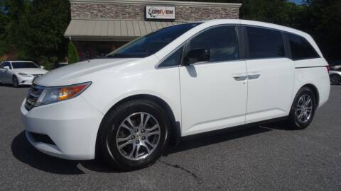 2013 Honda Odyssey for sale at Driven Pre-Owned in Lenoir NC