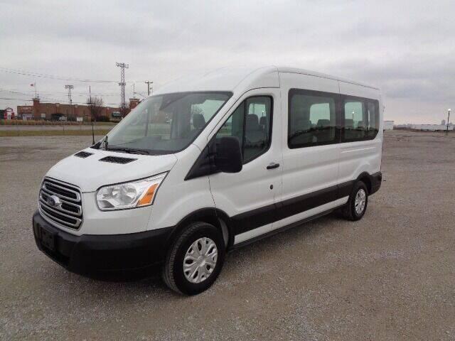 2019 Ford Transit Passenger for sale at SLD Enterprises LLC in Sauget IL