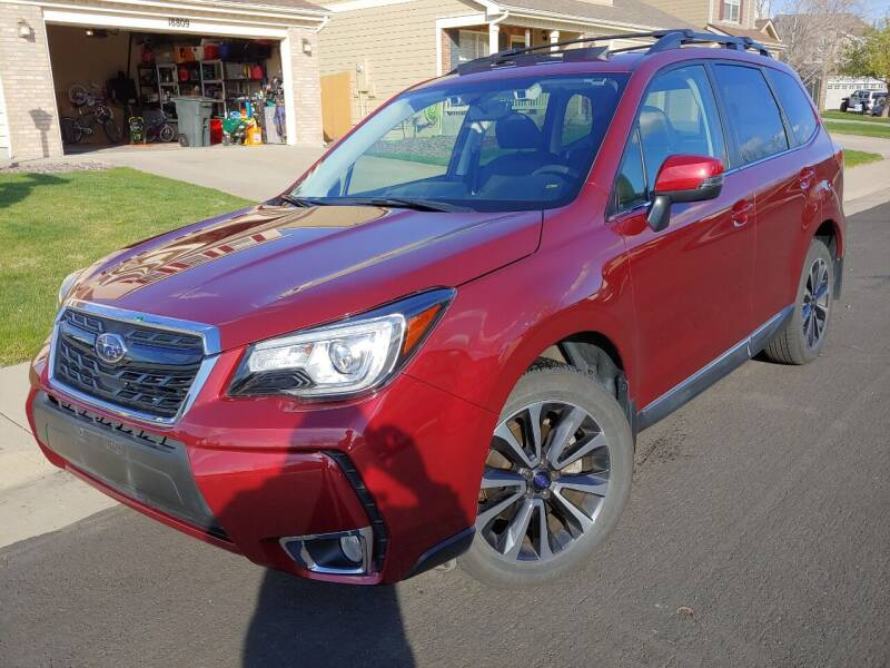 2018 Subaru Forester for sale at The Car Guy in Glendale CO