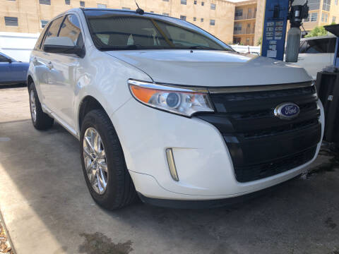 2012 Ford Edge for sale at Trans Copacabana Auto Sales in Hollywood FL