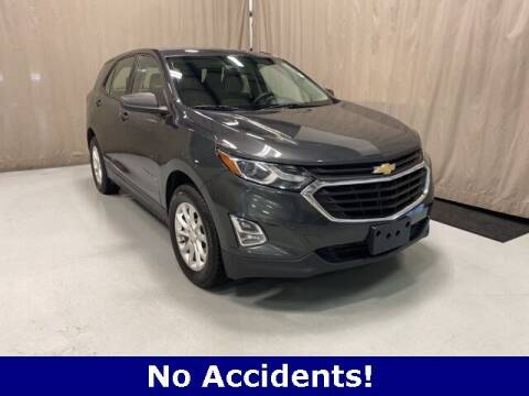 2018 Chevrolet Equinox for sale at Vorderman Imports in Fort Wayne IN