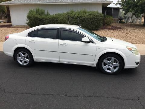 2008 Saturn Aura for sale at FAMILY AUTO SALES in Sun City AZ