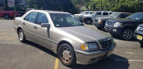 1998 Mercedes-Benz C-Class for sale at Central Jersey Auto Trading in Jackson NJ