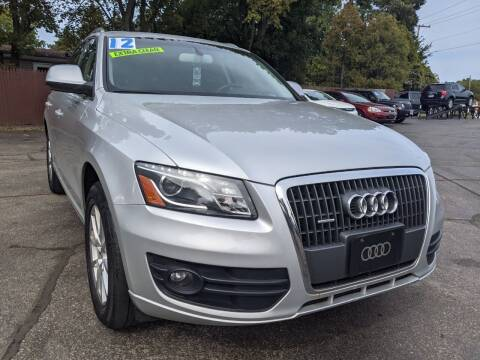 2012 Audi Q5 for sale at GREAT DEALS ON WHEELS in Michigan City IN