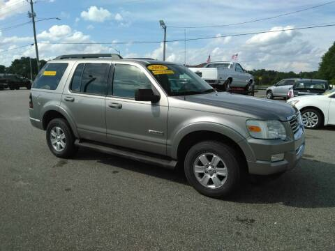 2008 Ford Explorer for sale at Kelly & Kelly Supermarket of Cars in Fayetteville NC
