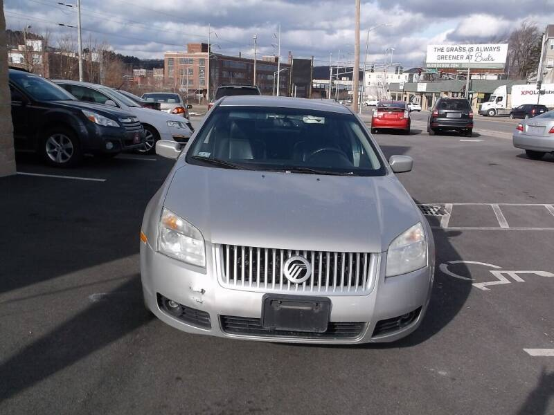 2007 Mercury Milan for sale at Sharp Auto Center in Worcester MA
