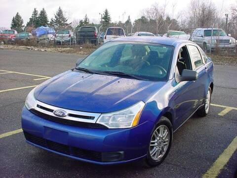 2009 Ford Focus for sale at VOA Auto Sales in Pontiac MI