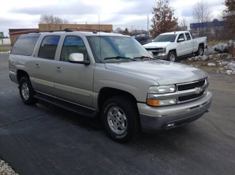 2004 Chevrolet Suburban for sale at Bruns & Sons Auto in Plover WI