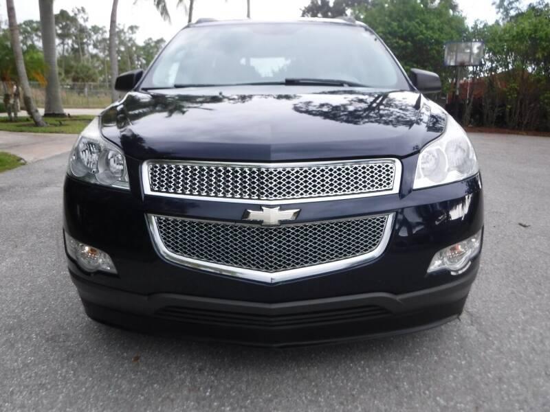 2010 Chevrolet Traverse for sale at Seven Mile Motors, Inc. in Naples FL