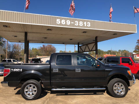 2011 Ford F-150 for sale at BOB SMITH AUTO SALES in Mineola TX