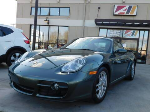 2008 Porsche Cayman for sale at Auto Assets in Powell OH